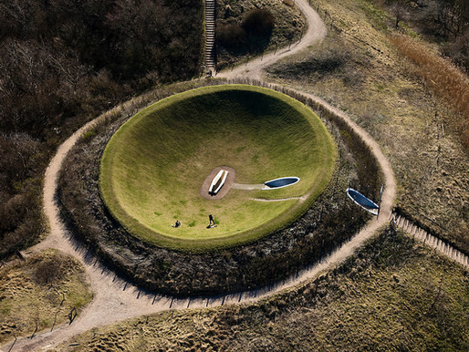 Land-art, can it provide healing?