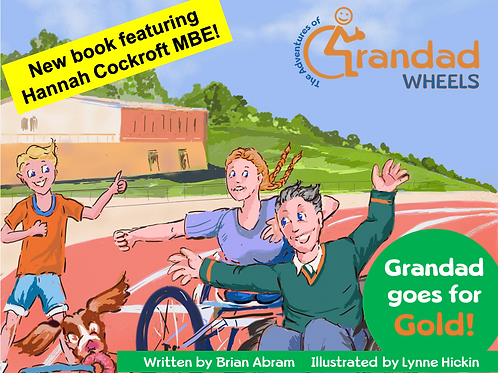 Grandad goes for Gold!
