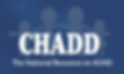 CHADD   The National Resource on ADHD.pn