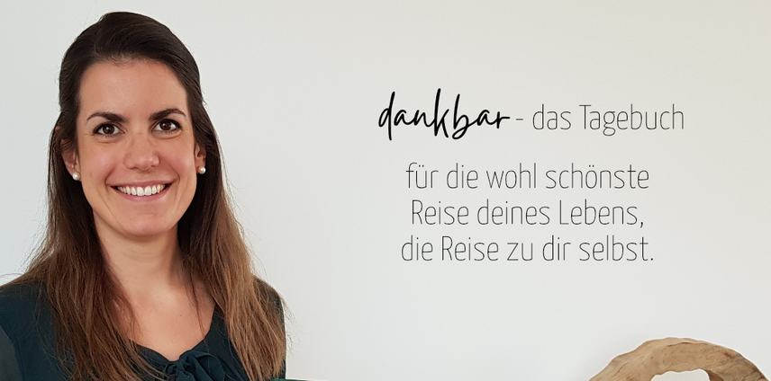 Sabrina Lindauer - die Danbarkeits-Enthusiastin