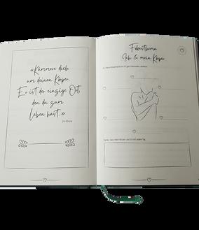 dankbar - das Tagebuch_Manifestationsrit