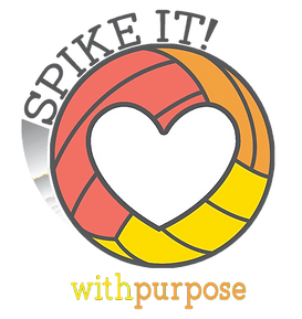 Spike it with purpose logo