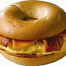 Egg & Cheese on Bagel
