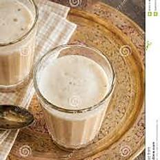 Blended Chai Tea Latte