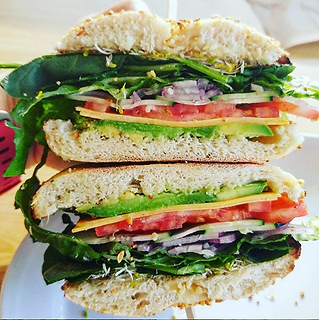 Veggie Lunch Sandwhich