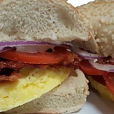 Ultimate Breakfast Bagel