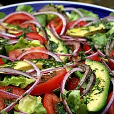 Deluxe Garden Salad