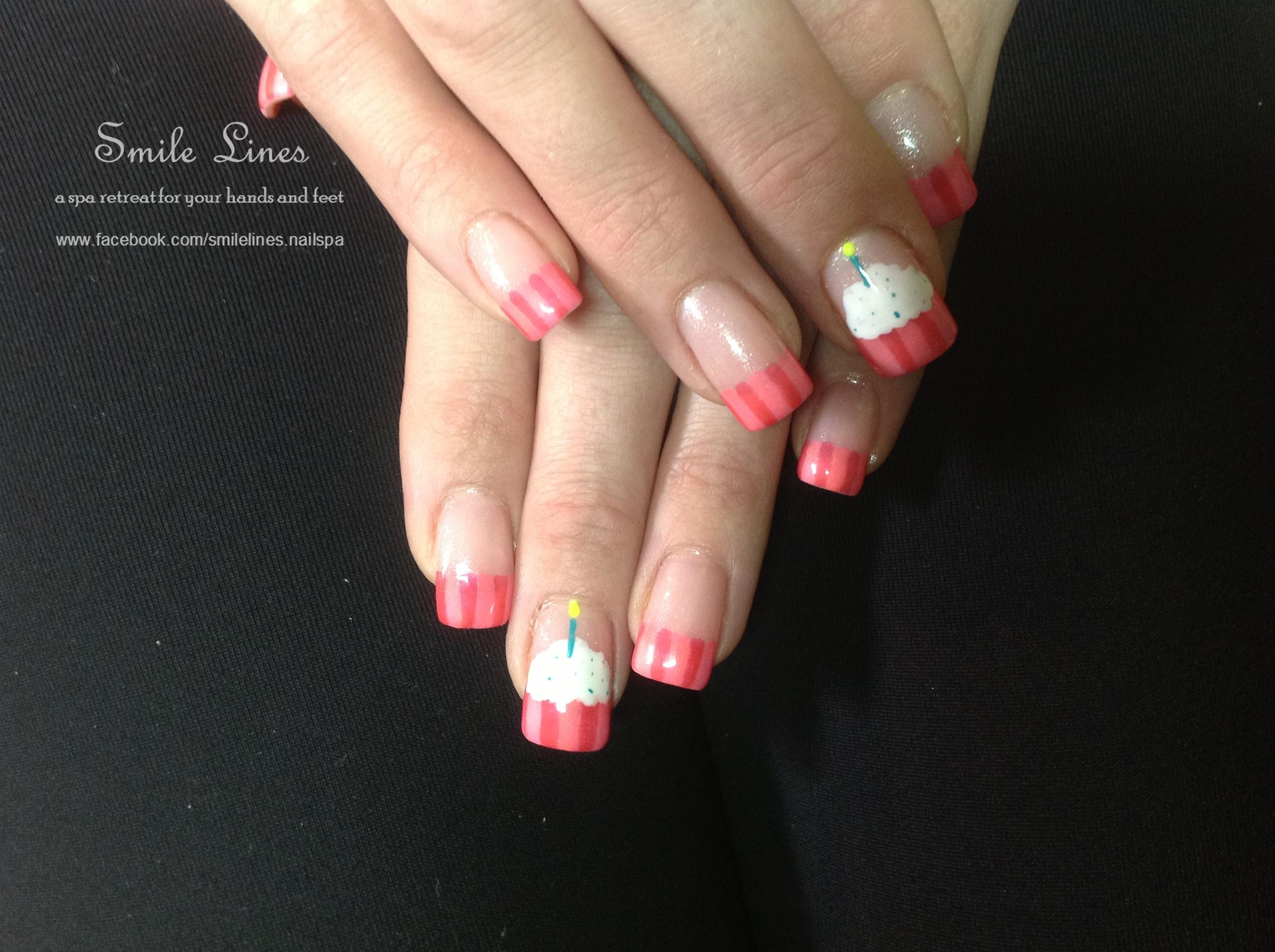 Birthday cupcake nails.JPG