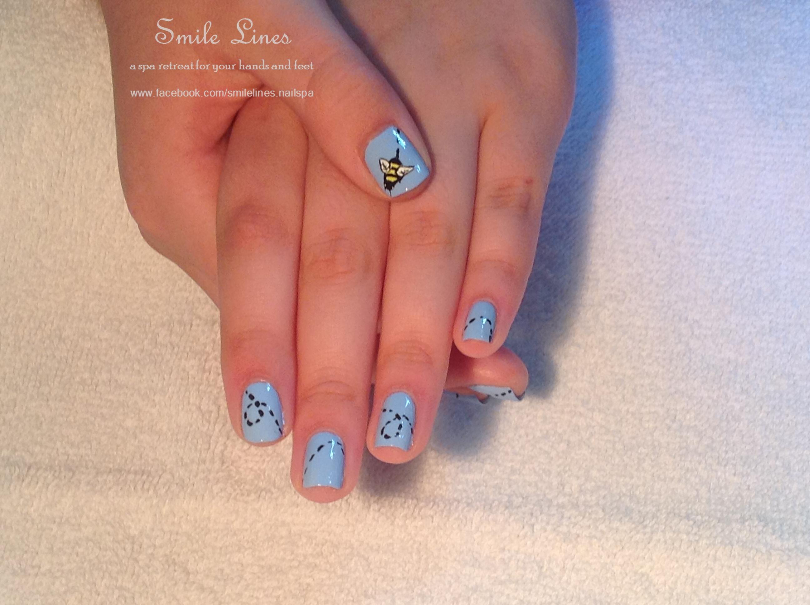 Bumblebee nails.JPG