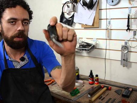 Ferramentas básicas para você regular sua guitarra - Luthier Paulo Penteado