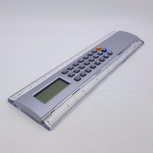 Régua com Calculadora