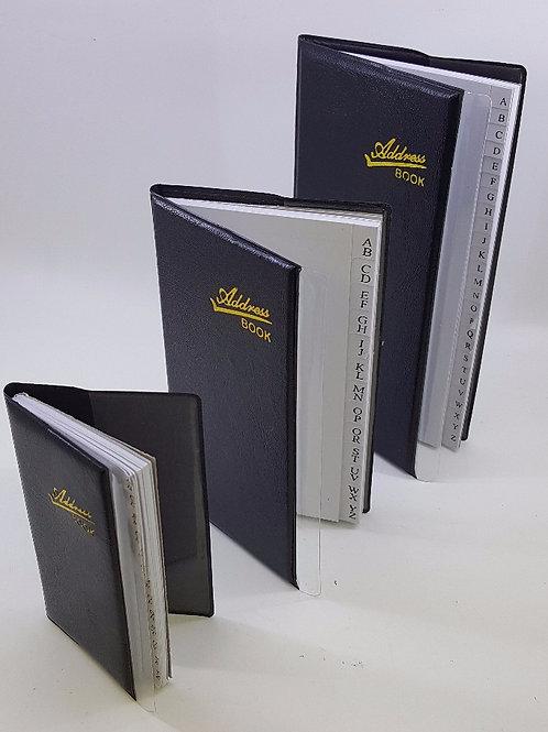 Address Book - Índice telefônico de Mesa