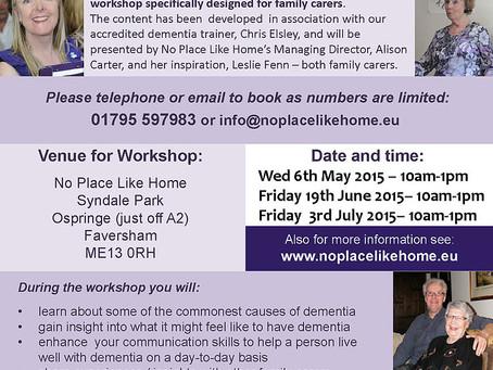 Dementia Awareness Week 2014