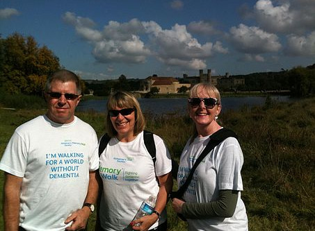 Walking for a World Without Dementia
