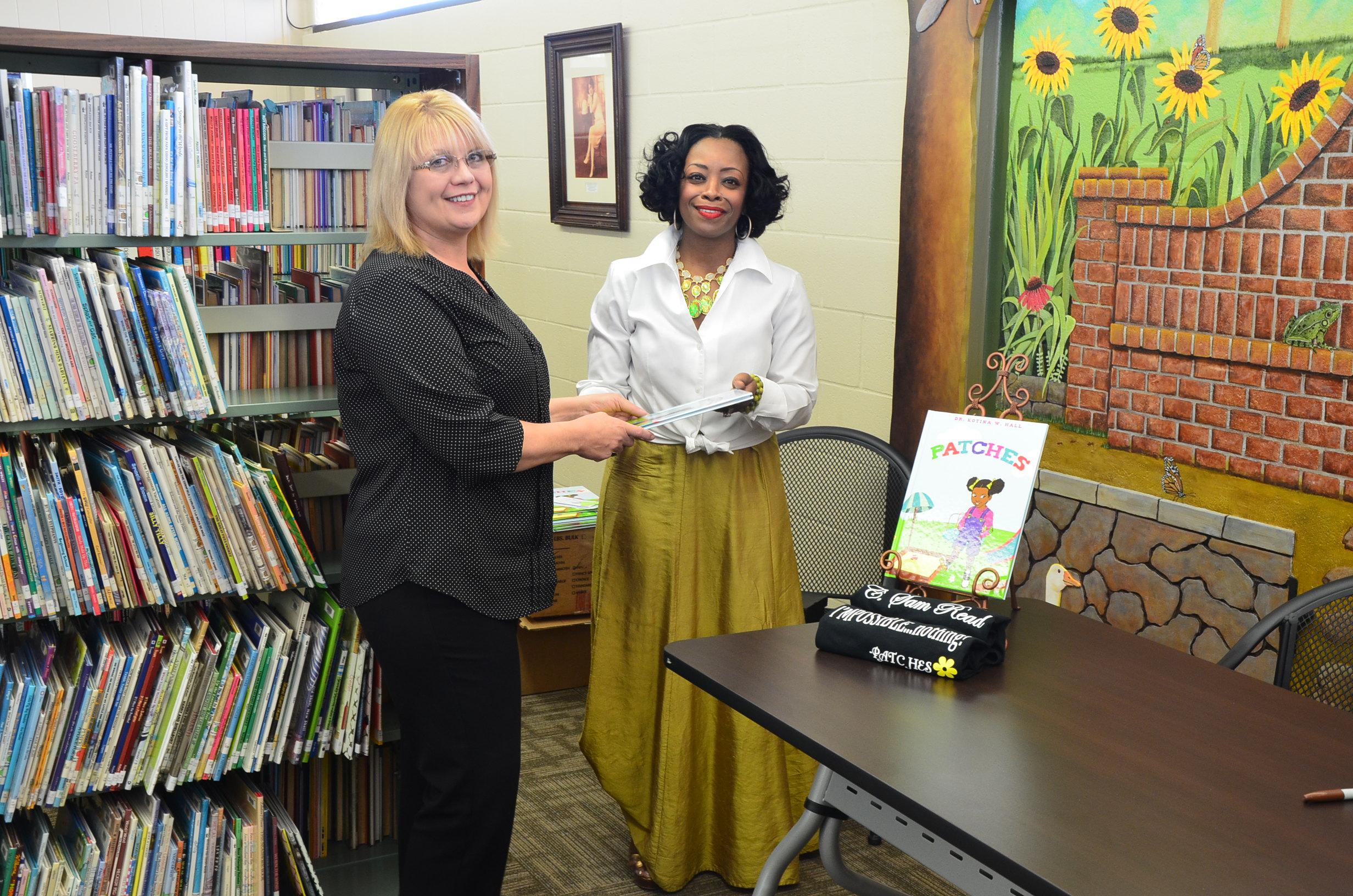 Librarian appriciates C. Sam Read
