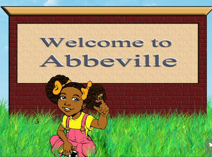 Patches Visits Abbeville, Alabama
