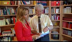 Guter Rechtsanwalt in Essen im WDR