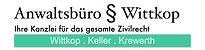 Logo der Anwaltskanzlei Wittkop in Essen