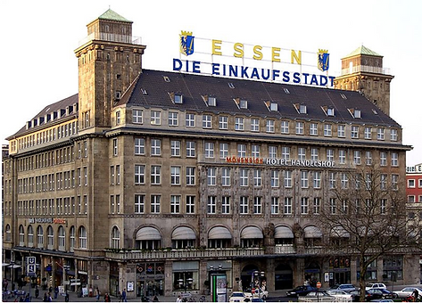 Esse Stadtmitte Rathaus