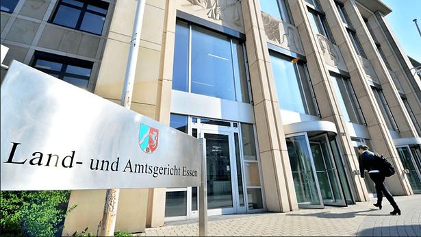 Rechtsanwalt in Essen, Landgericht Essen