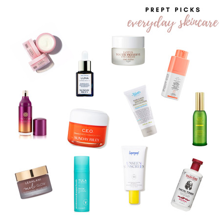 Prept picks for everyday skincare