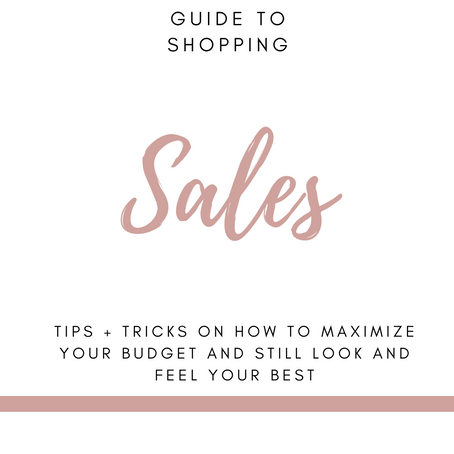 Get Prept to shop sales