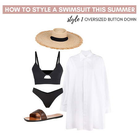 How to style a swimsuit this summer