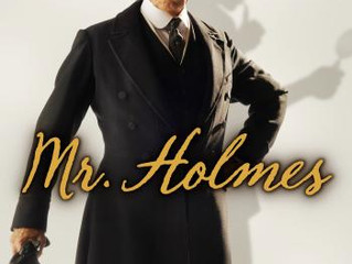 Review:  DVD:  Mr. Holmes