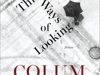 Review: Thirteen Ways of Looking by Colum McCann