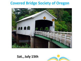 Oregon Covered Bridges with Jerry Russell
