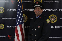 Bayou Cane Fire Department Fire Inspecto