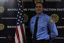 Bayou Cane Fire Department (B-shift) Bat