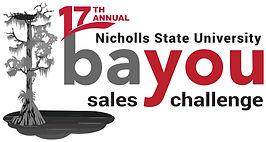 Nicholls 17th Bayou Sales Challenge_logo