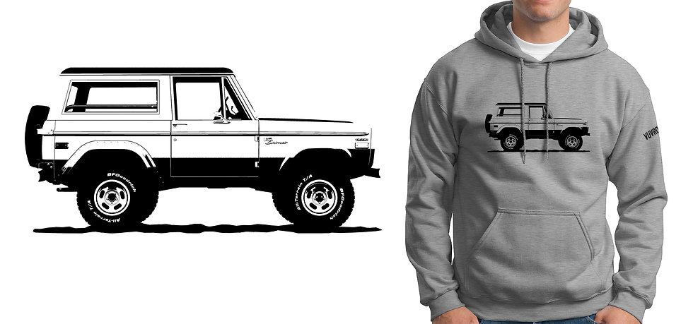 Classic Bronco Hoodie