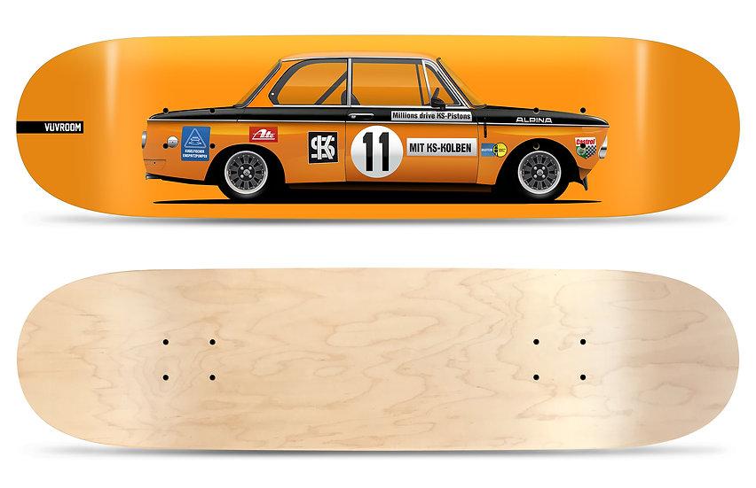02 Racer Skateboard