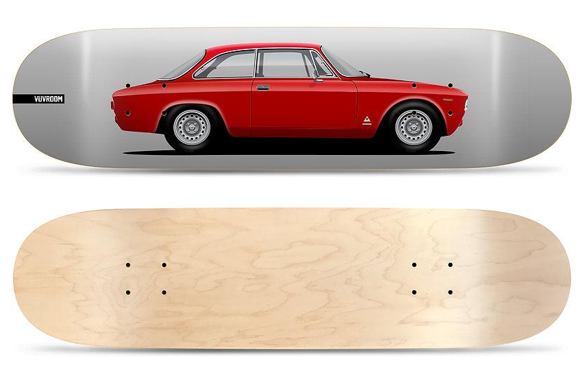 Alfa Giulia GT Skateboard