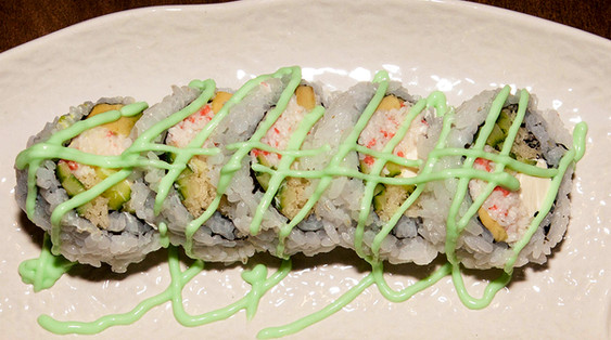 Turtle Bay Roll