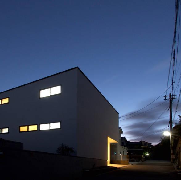月見台の住宅