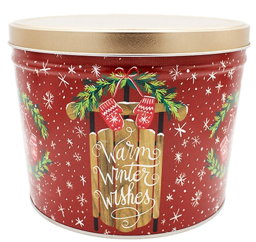 Warm Winter Wishes - 2 gallons, 1 flavor