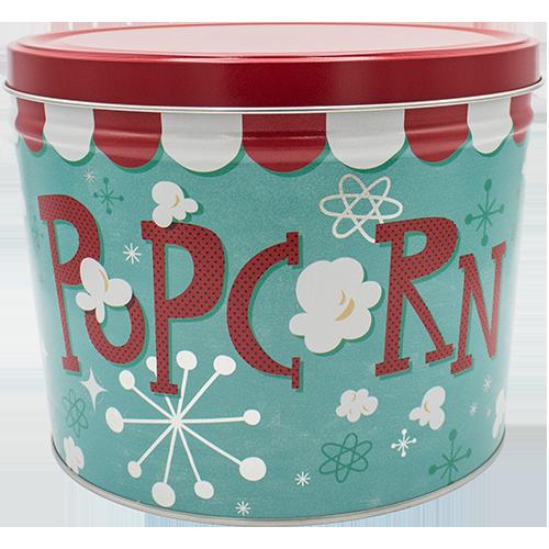 Popcorn blast 2 gallon