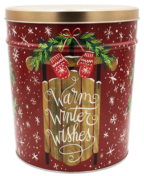 Warm Winter Wishes - 3.5 gallons, 1 flavor