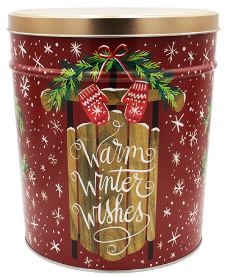 Warm winter wishes 3.5 gallons
