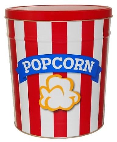Popcorn blue ribbon 3.5 gallons