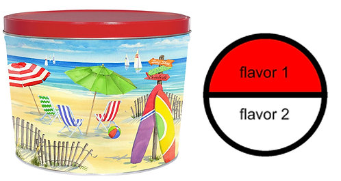 Beach fun in the sun - 2 gallons, 2 flavors