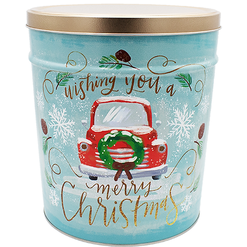 Vintage Christmas - 3.5 gallons, 1 flavor