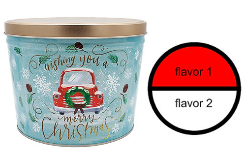 Vintage Christmas - 2 gallons, 2 flavors