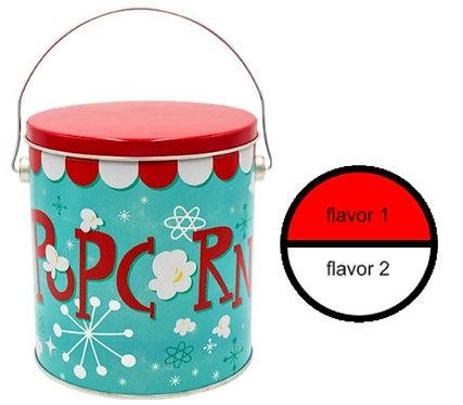 Popcorn Blast - 1 'gallon plus,' 2 flavors