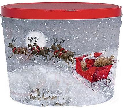 Santa's Sleigh - 2 gallons, 1 flavor