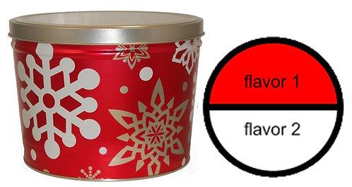Let it snow! - 2 gallons, 2 flavors