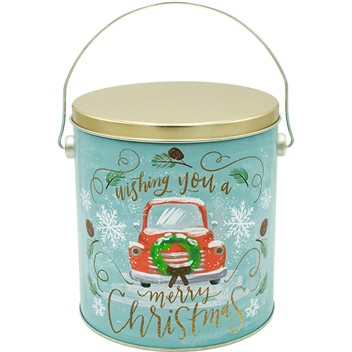 Vintage Christmas 1 gallon